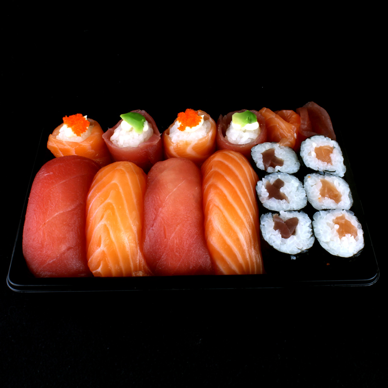 Tuna - Salmon set